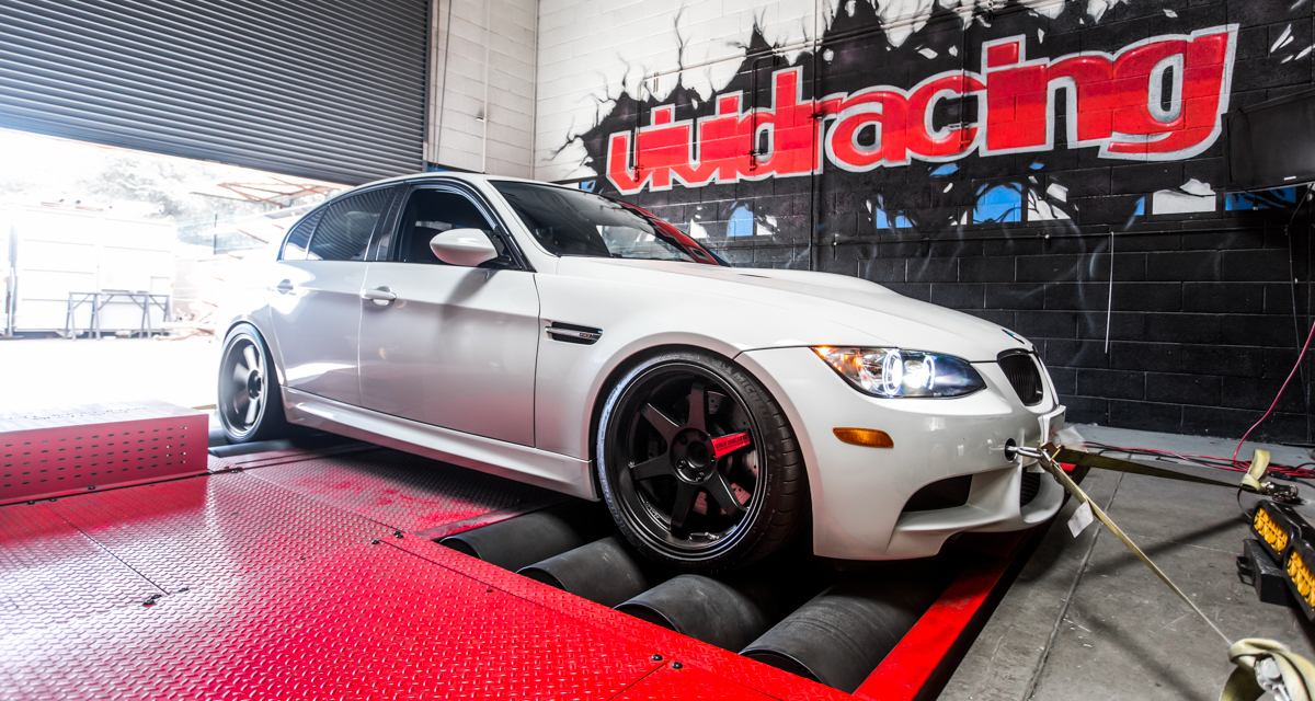 Vivid Racing Performance Package Upgrade BMW E92 M3 Coupe 08-12