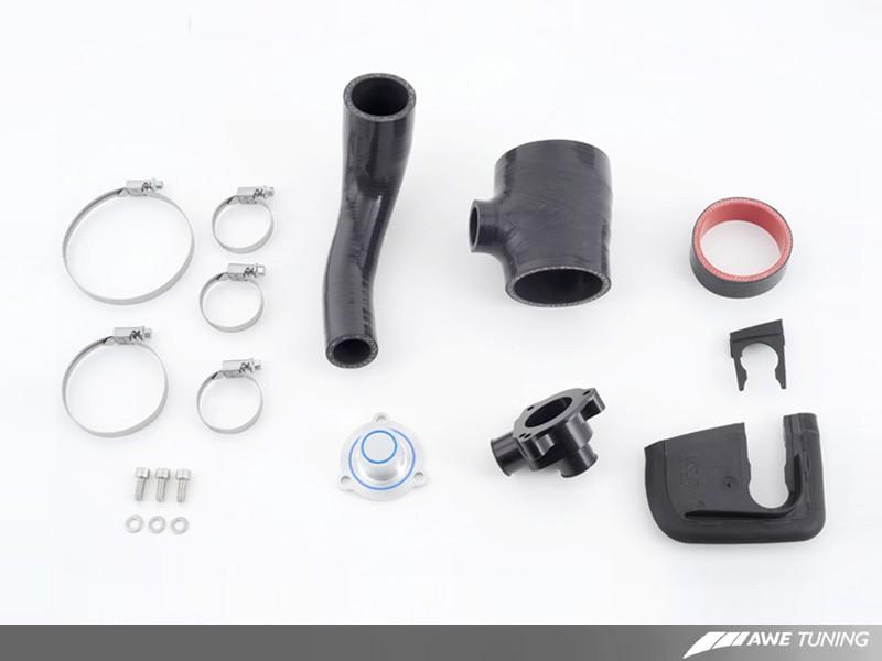 AWE Tuning FSI K03 Diverter Valve Relocation Kit w/Simulator - No Housing Audi | VW 05-08 - 2010-11038
