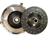 Clutch Masters FX250 Organic/Fiber Tough Sprung Clutch Porsche 997.2 Turbo 3.8L DFI 10-12