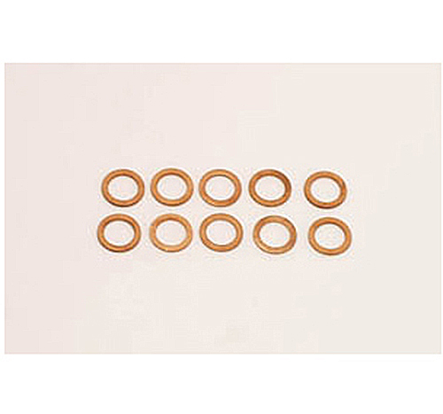 Canton Racing Universal Copper Drain Plug Washer 1/2-Inch Pkg Of 10