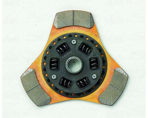 SPOON Sports 3-Pad Metal Clutch Disc Honda S2000 AP1|AP2 00-09