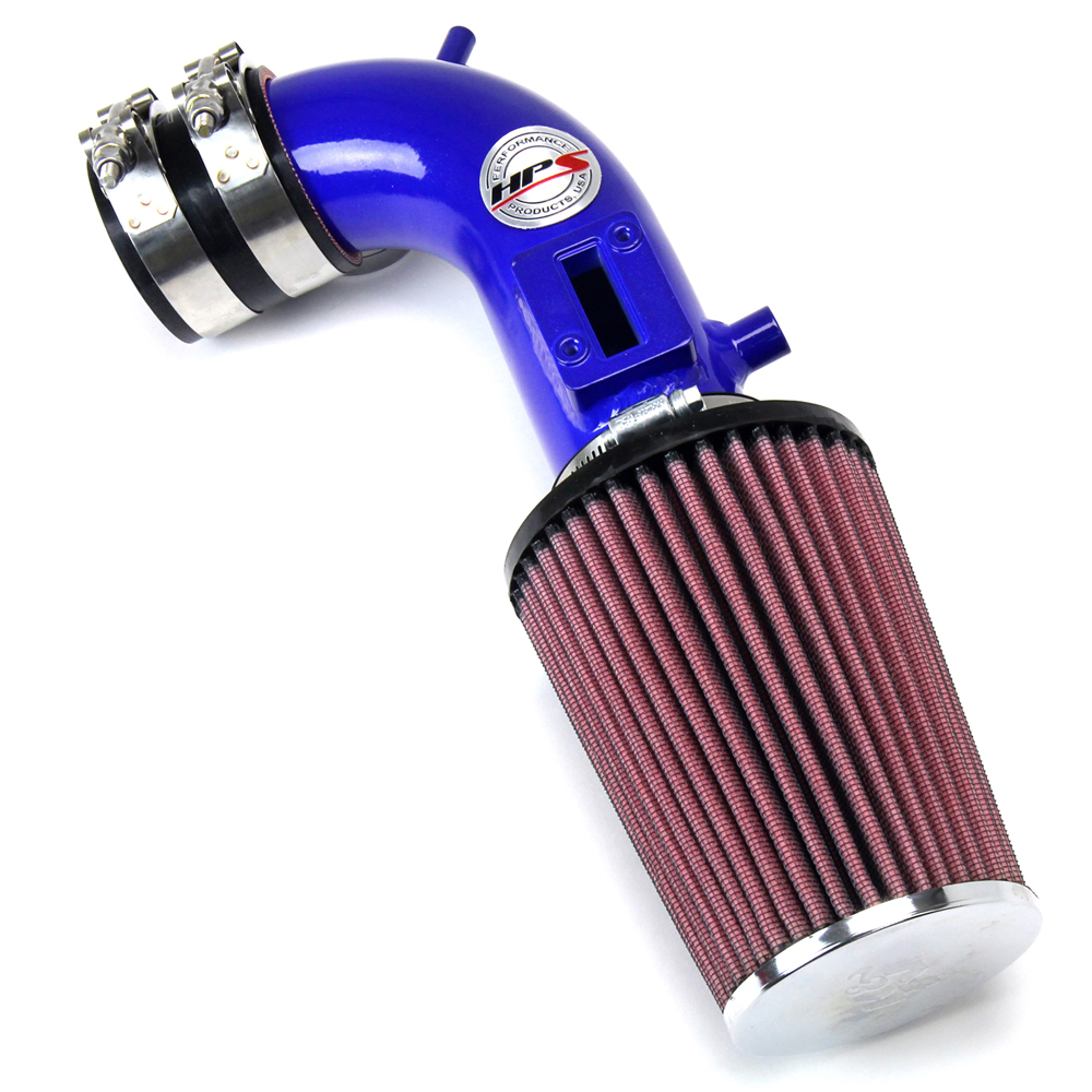 HPS Blue Short Ram Air Intake Kit Honda CR-Z 1.5L 11-14