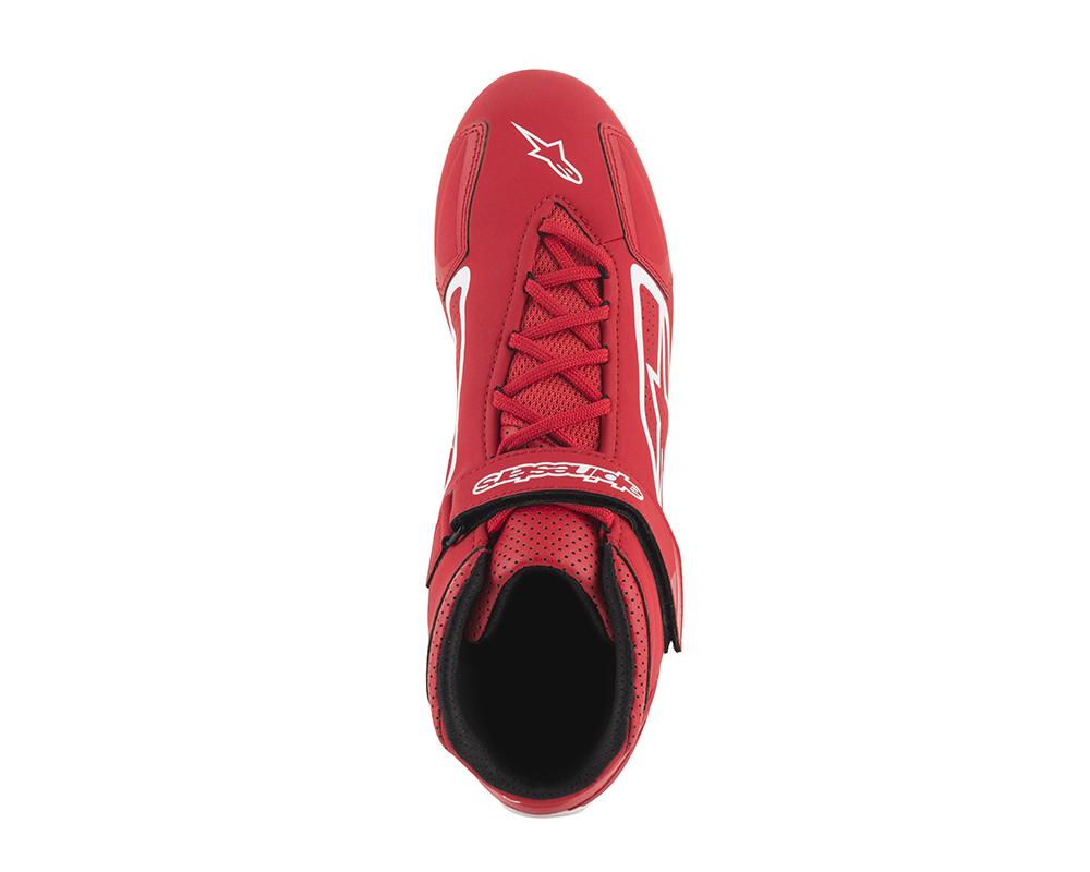 Red//Black//White Alpinestars 2712018-32B-2.5 Tech 1-K Shoes Size 2.5