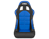 Corbeau Forza Fixed Back Seats in Blue Cloth 29105