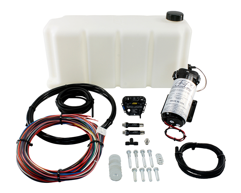 AEM V2 Water | Methanol Injection Kit HD Controller  5 Gallon Tank