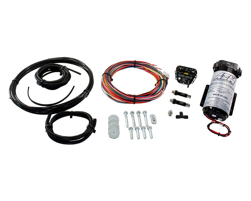 AEM V2 Water | Methanol Nozzle and HD Controller Kit