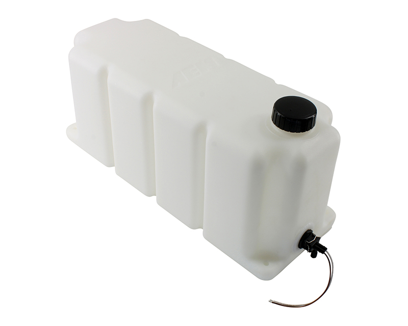 AEM V2 Water | Methanol Injection 5 Gallon Tank Kit with Conductive Fluid Level Sensor