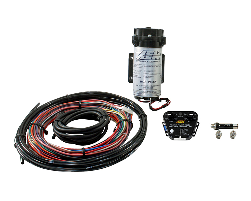 AEM V2 Water | Methanol Nozzle and Controller Kit
