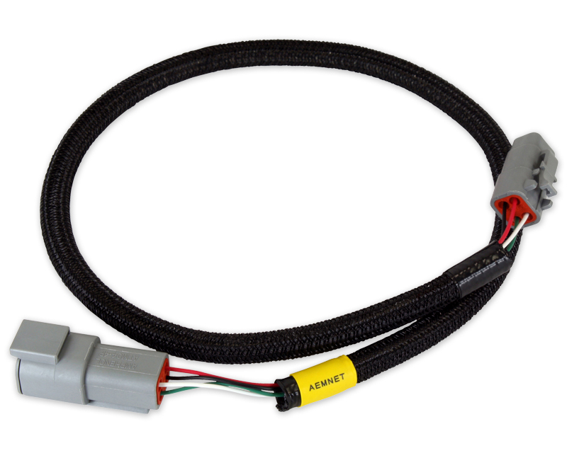 AEM 2 Ft. AEMnet DTM-Style Can Bus Extension Cable