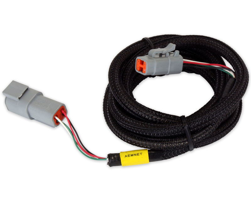 AEM 5 Ft. AEMnet DTM-Style Can Bus Extension Cable
