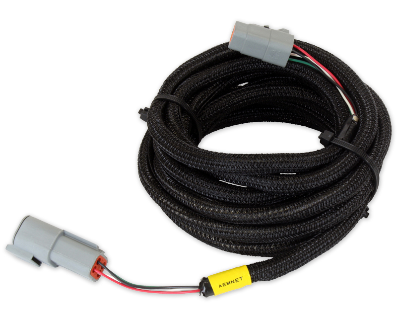 AEM 10 Ft. AEMnet DTM-Style Can Bus Extension Cable