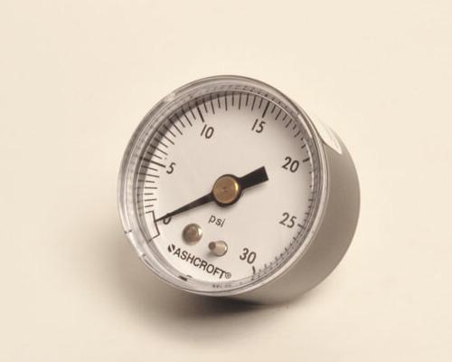 Quick Fuel Technology 30 PSI Gauge - 30-48QFT