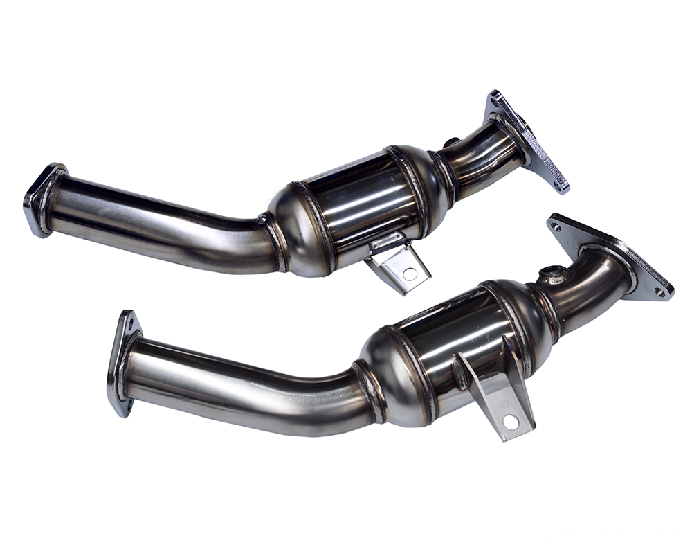 HKS Stainless Steel Front Pipe Infiniti Q60 | Q50 JDM 17-19 - 33006-BN001