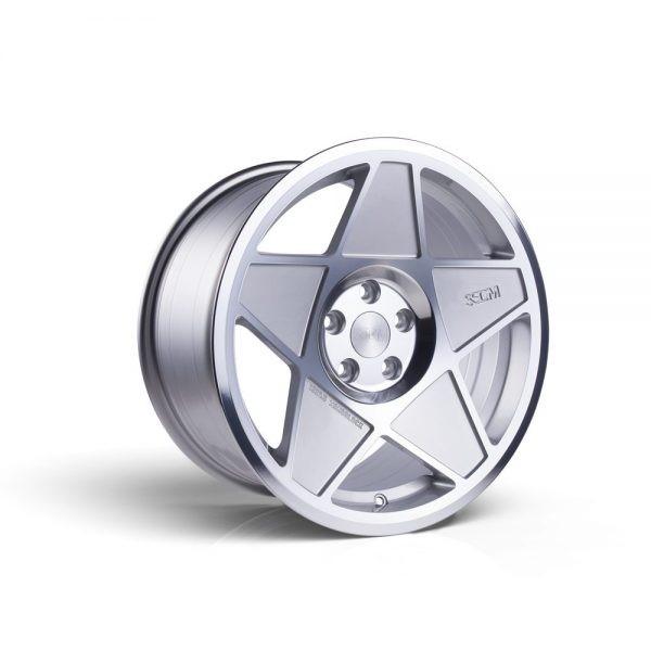 3SDM 05 Cast Wheel 18x8.5 5x100 +35mm - 3SDM-05-1885-5X100+35