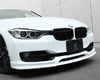 3D Design Front Lip Spoiler BMW 3-Series Sedan F30 12+