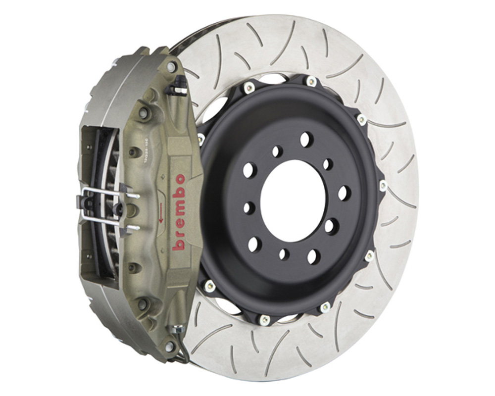 Brembo Race 355x32mm2-Piece 4-Piston Iron Type 3 Big Brake Kit - 3K2.8025A