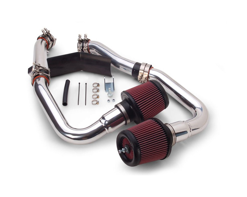 STILLEN Generation 3 Ultra Long Tube Dual Intake Kit Infiniti G35 Sedan 07-08