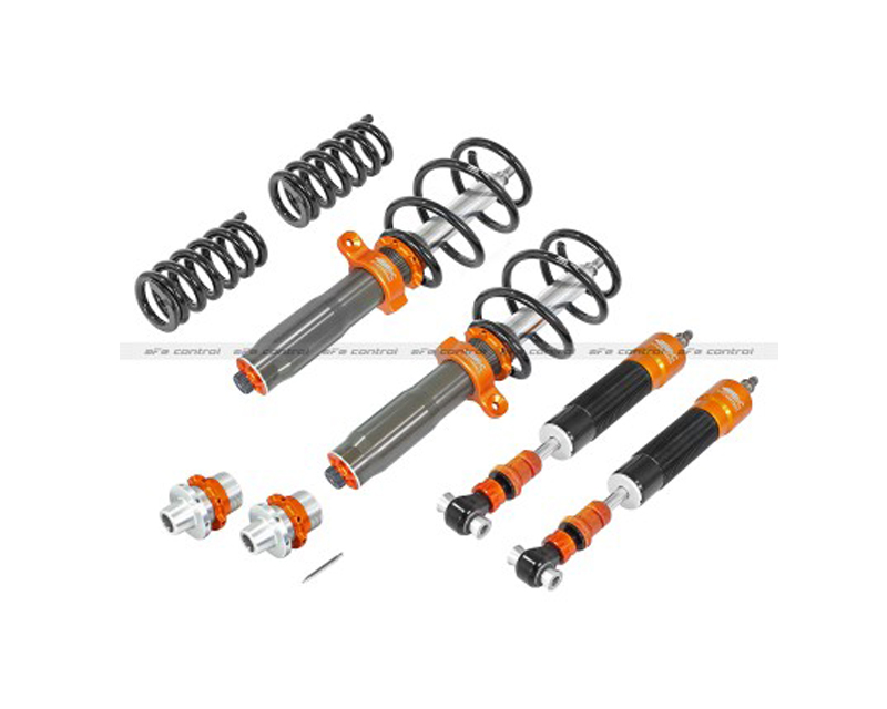 aFe Control Featherlight Single Adjustable Street and Track Coilover System BMW M3 M4 F80 F82 F83 14-15