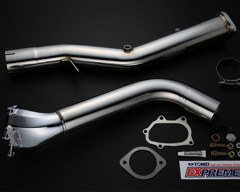 Tomei Straight Down Pipe Subaru WRX STI 08-14