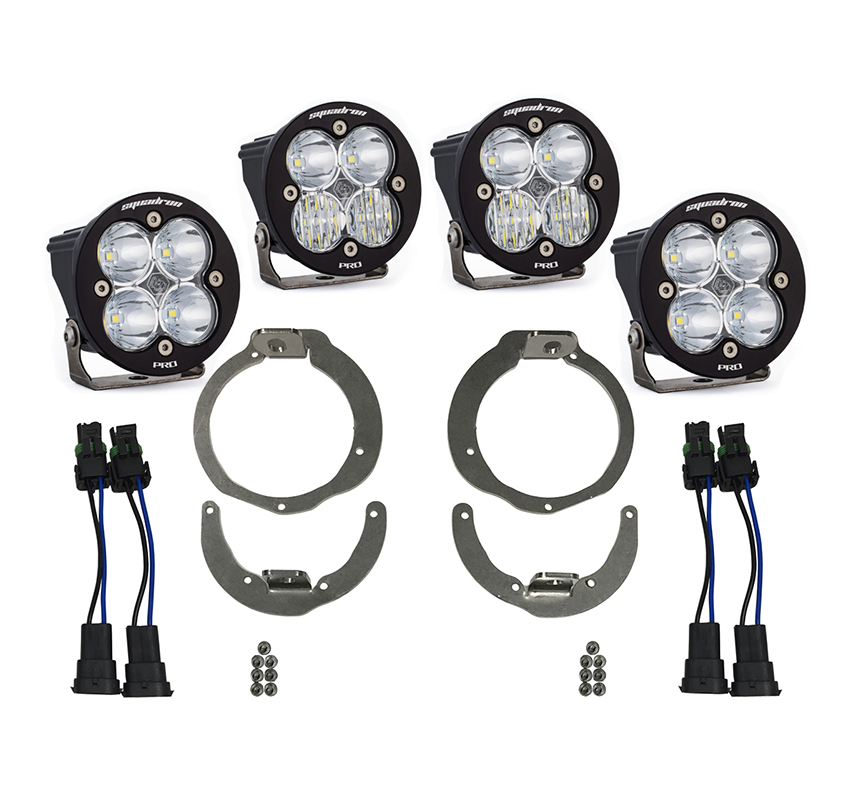 Baja Designs Can-Am Headlight Kit 13-16 Maverick/11-16 Renegade Kit Pro