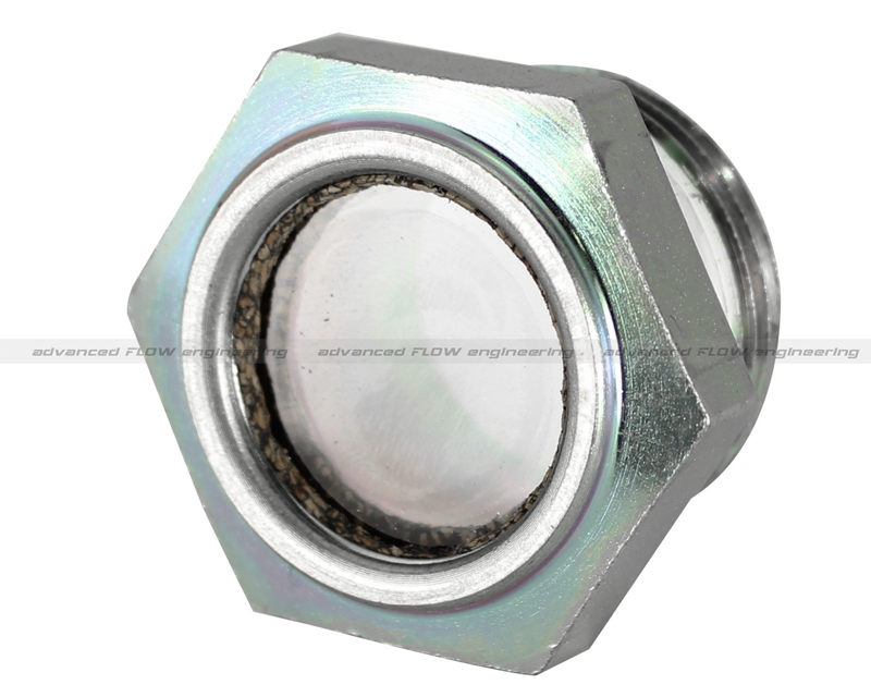 aFe Differential Cover Oil Level Sight Glass
