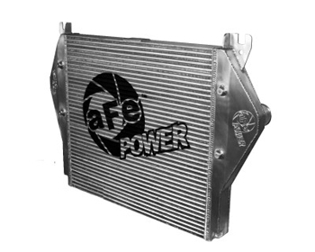 aFe Bladerunner Intercooler Upgrade Kit Dodge Ram 6.7L Cummins 07.5-09