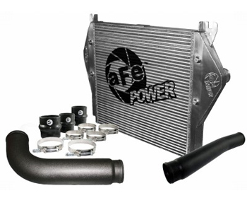 aFe Bladerunner Intercooler Upgrade w/Piping Dodge Ram 6.7L Cummins 07.5-09