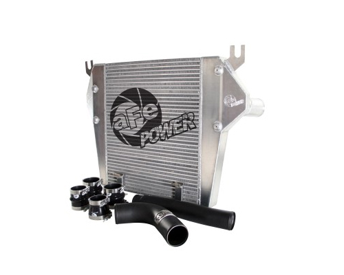 aFe Bladerunner Intercooler Dodge Ram 2500 3500 Commins diesel L6-6.7L 10-12