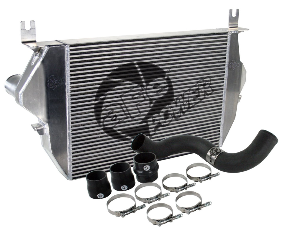 aFe Bladerunner Intercooler Ford Excursion Powerstroke V8 6.0L 03-05