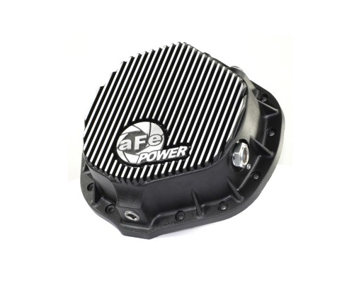 aFe Power Machined Rear Differential Cover Chevrolet 1500 Duramax V8 6.6L 01-12