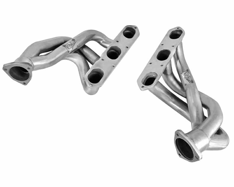 aFe Power Elite Twisted Steel Header Porsche 996 C2 | C4 3.6L H6 02-04