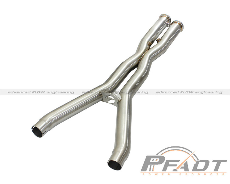 aFe PFADT Series X-Pipe Chevrolet Corvette C6 V8-6.2L Race 09-13
