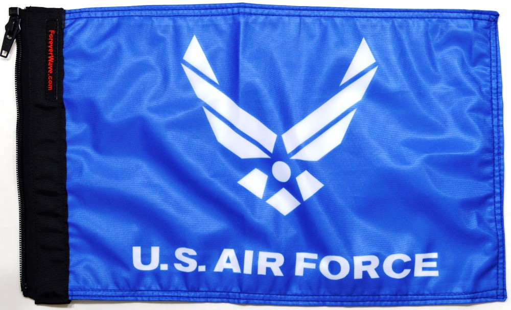 Forever Wave Air Force Flag Blue - 5001