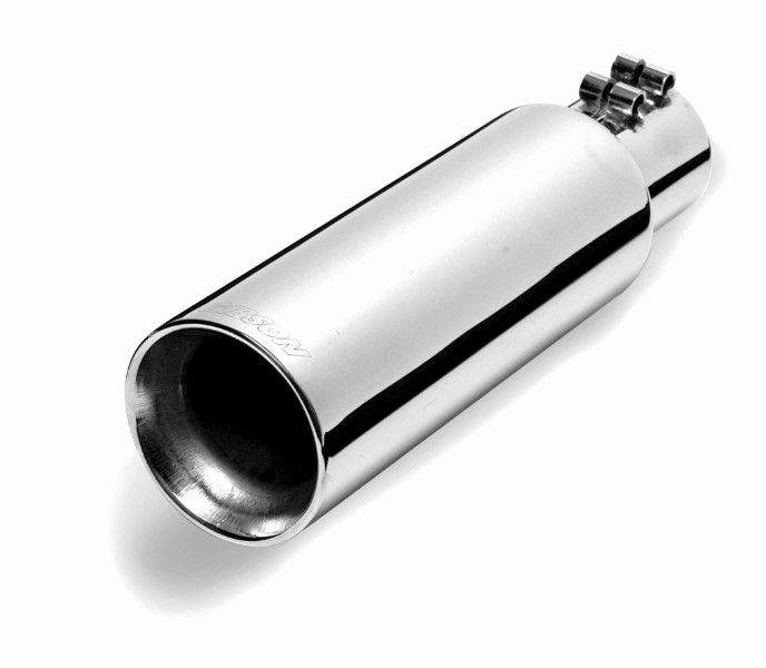 Gibson Performance Stainless Double Walled Straight Exhaust Tip - 500431