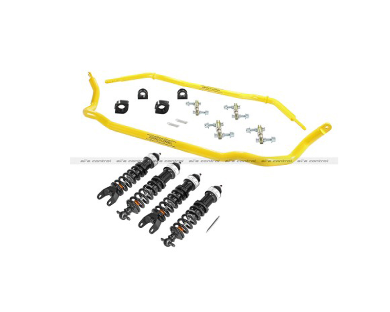 aFe Control Johnny O Connell Stage 2 Suspension Package Chevrolet Corvette C5 C6 97-13