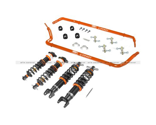 aFe Control PFADT Series Stage 2 Suspension Package Chevrolet Corvette C7 14-16