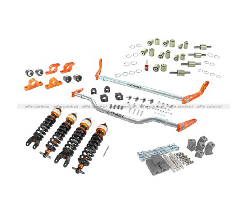 aFe Control PFADT Series Stage 3 Suspension Package Chevrolet Corvette C6 05-13