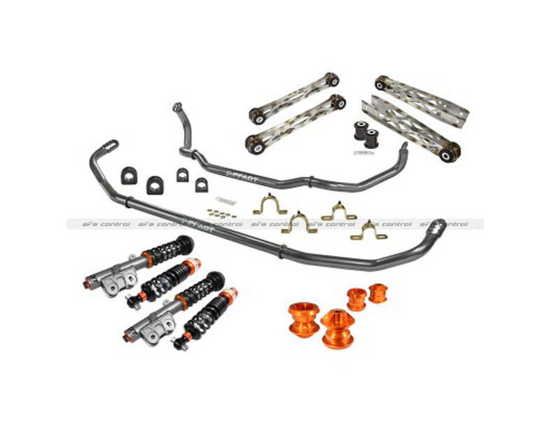 aFe Control PFADT Series Stage 3 Suspension Package Chevrolet Camaro 12-15