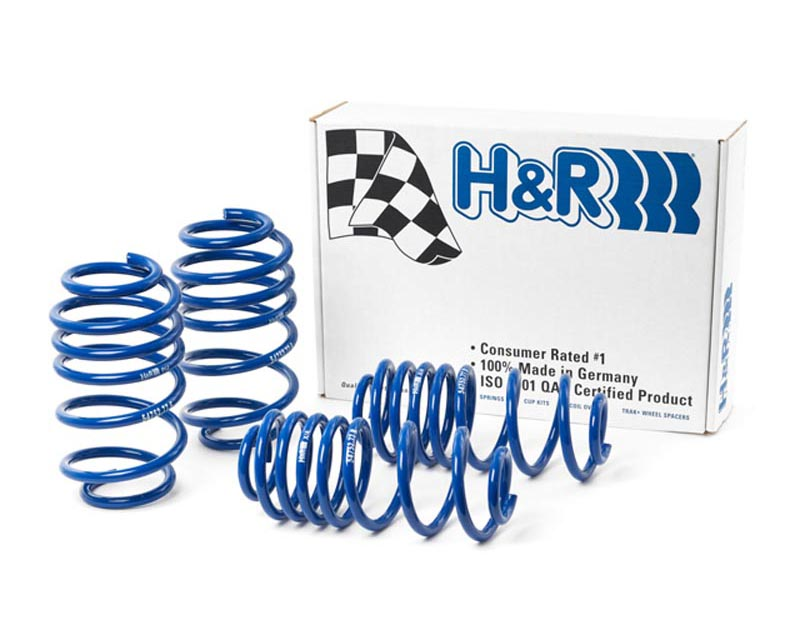 H&R Super Sport Springs Volkswagen Golf V GTI 06-07 - 54752-77