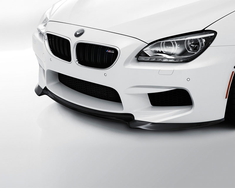 Vorsteiner Aero Front Add On Spoiler Carbon Fiber BMW F12 M6 13-15