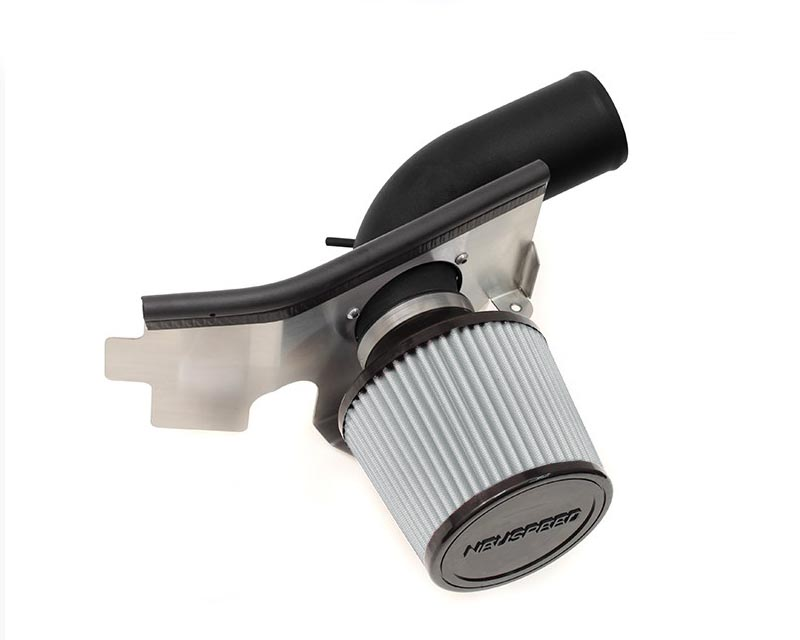 Neuspeed Black Wrinkle P-Flo Air Intake Kit with Dry Filter Volkswagen Beetle 2.0L TSI 13-14