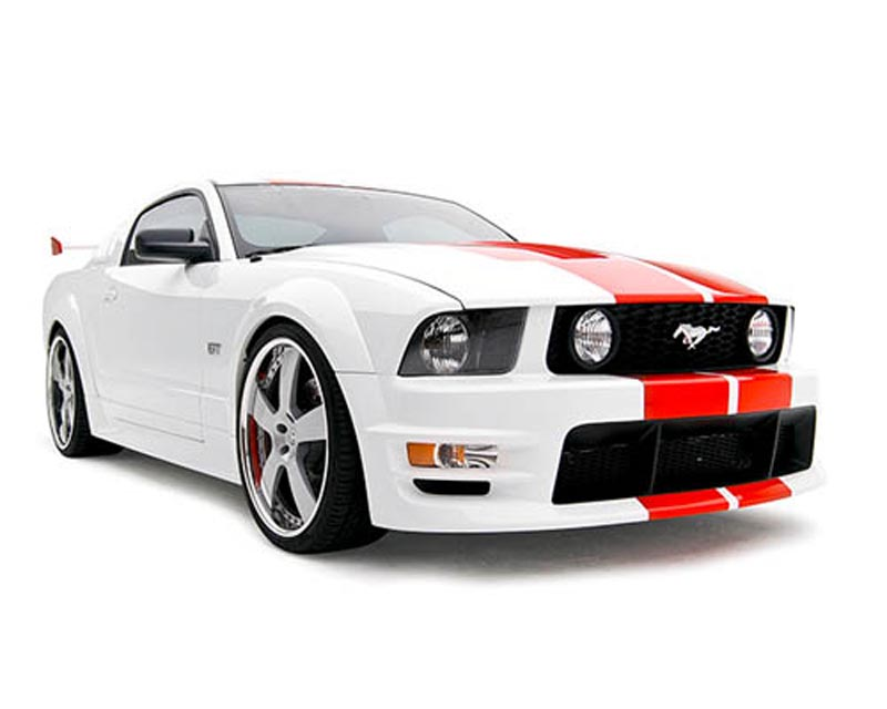 3dCarbon 10PC Body Kit Ford Mustang GT 05-09