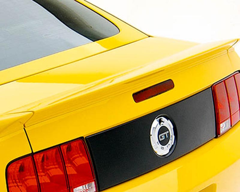 3dCarbon 3 Piece Ducktail Spoiler Ford Mustang GT V6 05-09