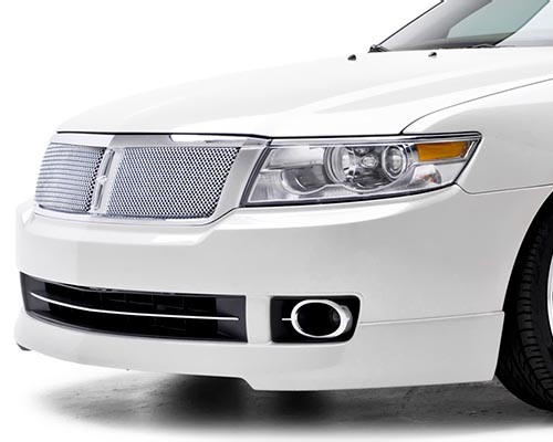 3dCarbon 4PC  Polyurethane Body Kit Lincoln MKZ 06-09