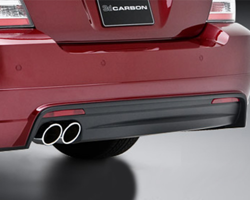 3dCarbon Stainless Steel Exhaust Ext. Ford Taurus 07-09