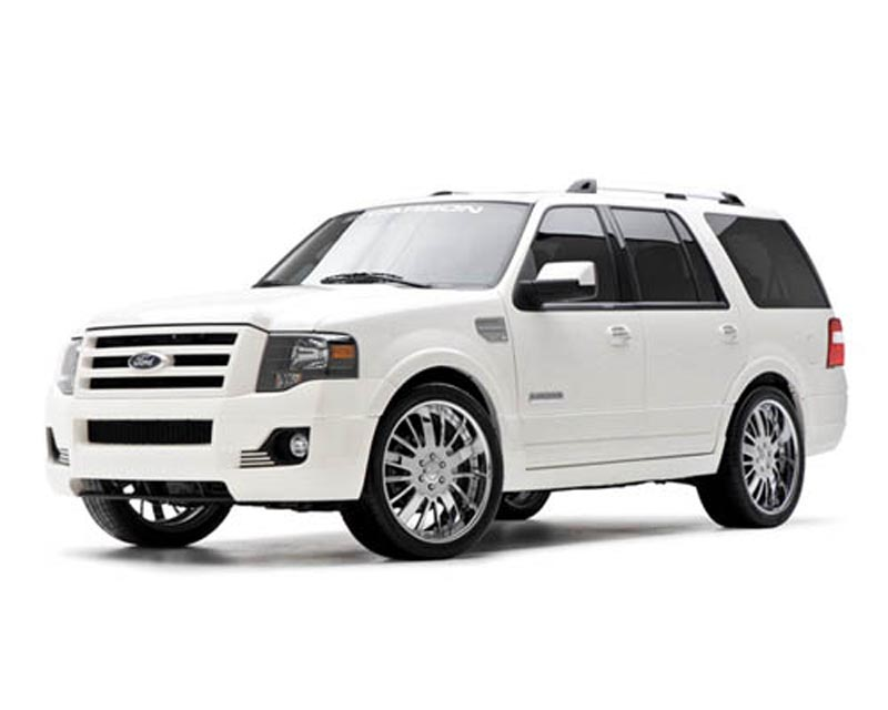 3dCarbon 3PC Body Kit Ford Expedition 07-14