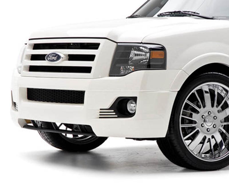 3dCarbon Front Bumper Replacement Ford Expedition 07-14