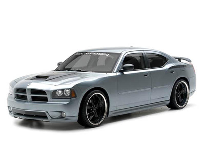 3dCarbon 4PC Body Kit Dodge Charger 05-10