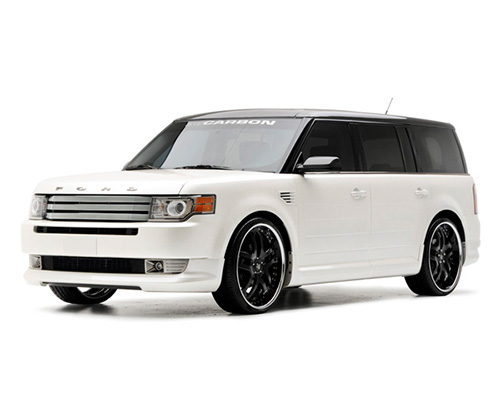 3dCarbon 11 Piece Body Kit Ford Flex 09-13