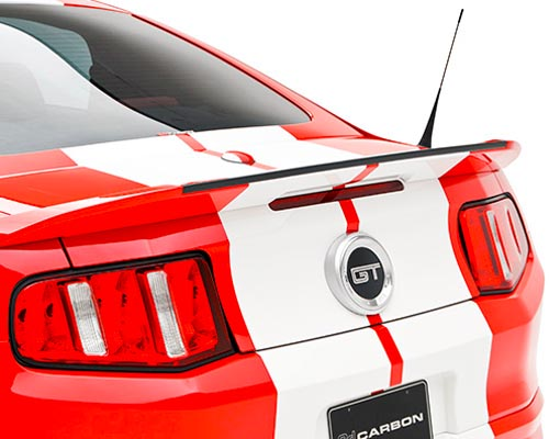 3dCarbon Accessory Package 2 Ford Mustang 10-12